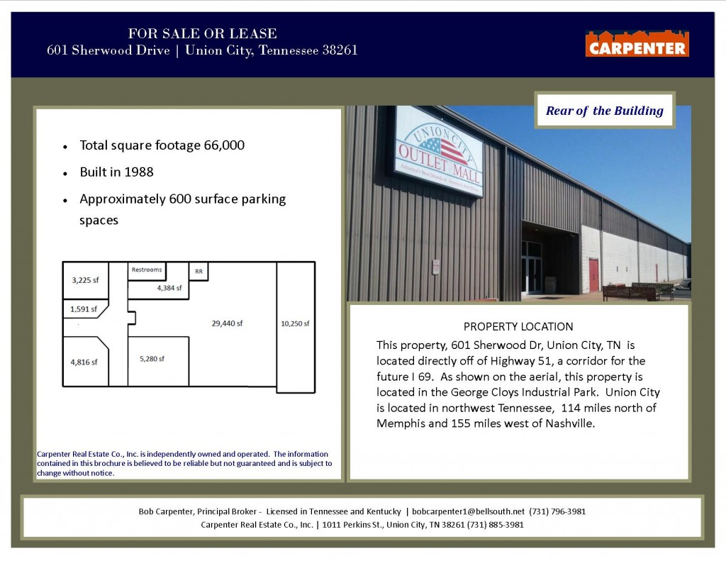 real estate and sf building type Property type: general retail building class: - year built: 1970 building size: 16,752 sf space available: 1,088 sf annual rent: $1400/sf % leased: 100.